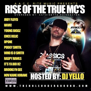 DJ YELLO RISE PIC