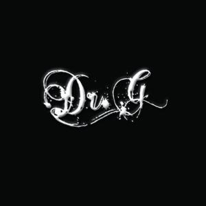 Dr g black logo
