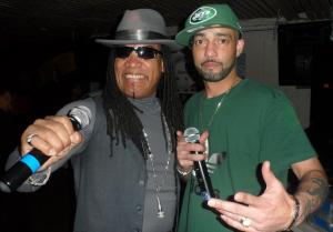 me and melle mel