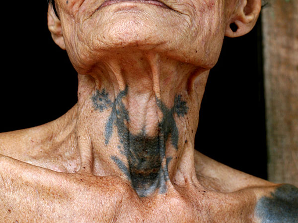 how will full body tattoo s look when you re old by