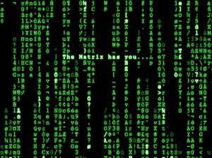 matrix has u