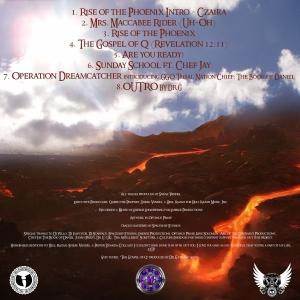 rise of the phoenix track list