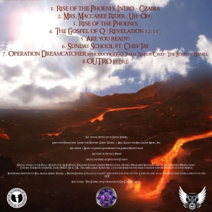 rise of the phoenix track list