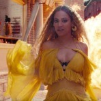 beyonce-lemonade-robert-cavalli-mustard-yellow-gown